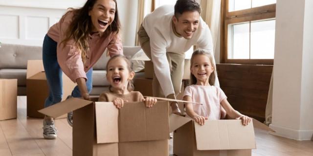Квартирный трейд-ин: ваша новая квартира в EVER - взамен старой